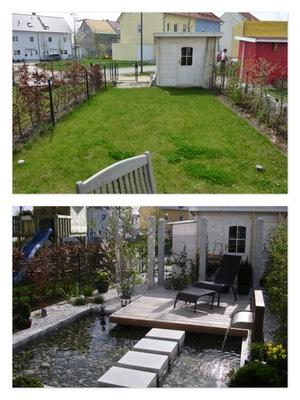 Gartenplanung Muenchen - moderne gaerten Renate Waas
